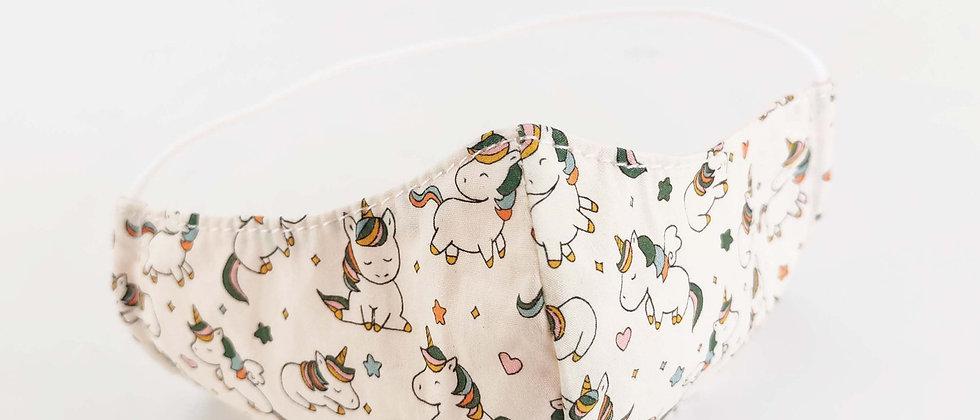 Unicorns & Dinos Character Print -  Kids Pack