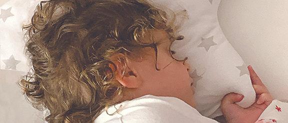 Toddler Comfort Pillow, Star