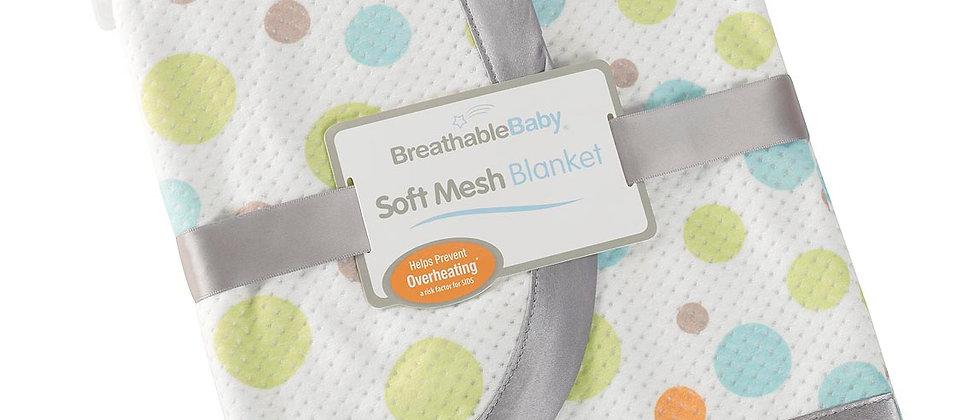 Soft Mesh Blanket