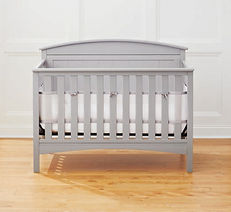 Breathable Baby Solid back Cot Liners