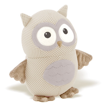 Breathable toy - Grey Owl