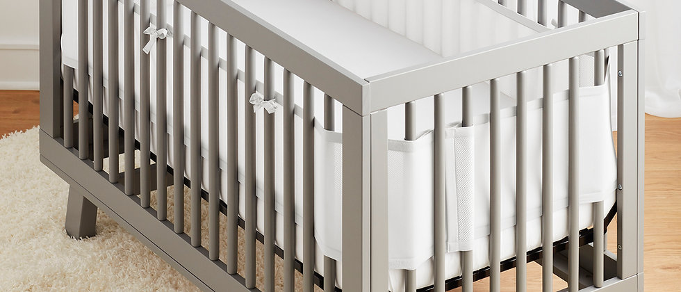 Classic Cot Liners - White