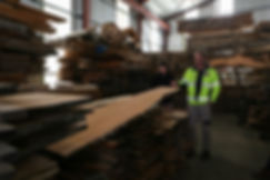 Slabs of Tasmanian Special Timbers