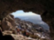 High cave Mt Owen