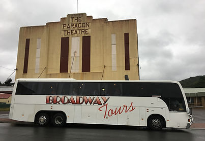 Coach groups Paragon Theatre