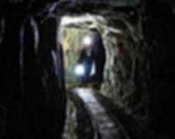 Lost Mine railway