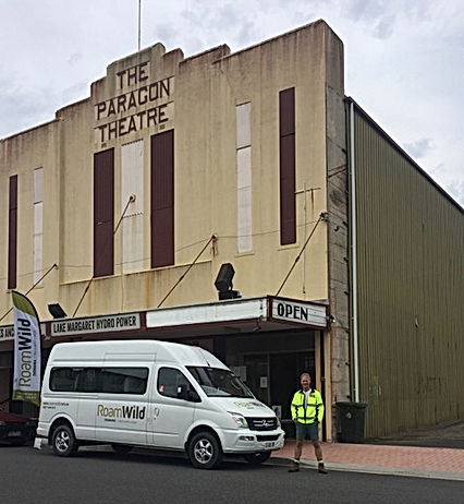 Queenstown's Paragon Theatre