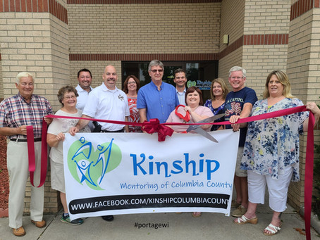 From ribbon cutting to our 1st Fundraiser.....Kinship is on the MOVE!