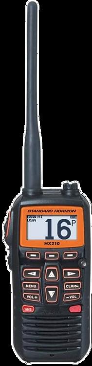 Standard Horizon HX-210 Banda Marina