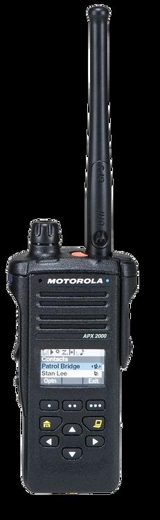 Motorola APX2000 modelo 2