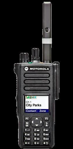 Motorola DGP8550e