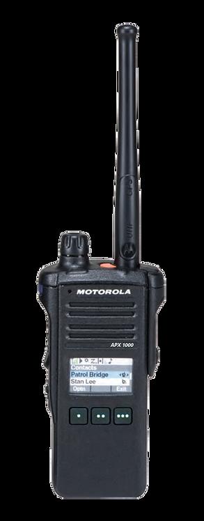 Motorola APX1000 modelo 1.5