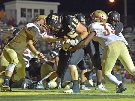 HENDERSONVILLE VICTORIOUS IN ROUND 1