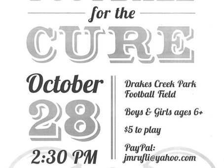 Football for a Cure