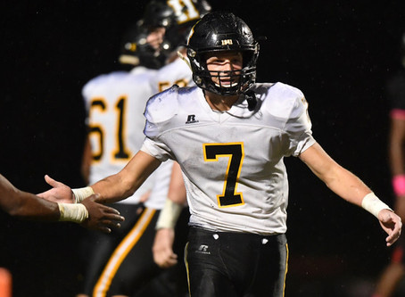 COMMANDOS SECURE PLAYOFF BERTH