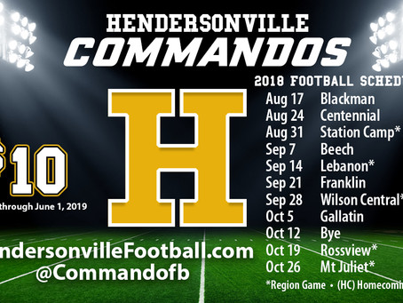 Commando Cards Available!