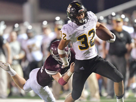 COMMANDOS UNABLE TO SPOIL REBELS HOMECOMING