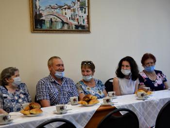 День любви, семьи и верности на КМЗ: семейные династии