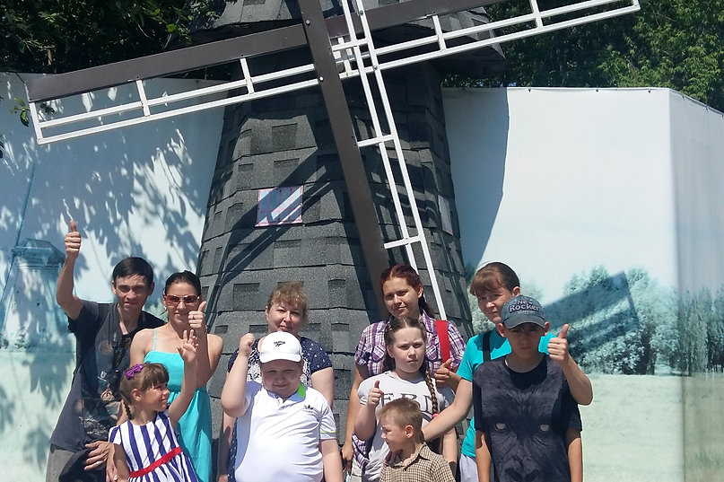 8-100818 5 Дни семейного отдыха посетили