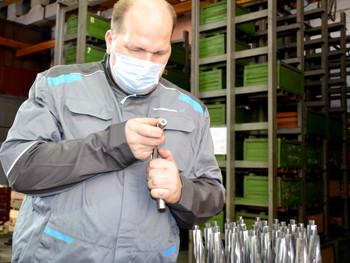 Предприятие «Технодинамики» увеличило производительность труда на 11%