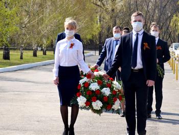 С днем Победы и низкий вам поклон, герои-мехзаводчане!