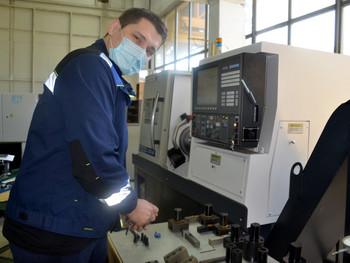 Кемеровский механический завод расширяет производственные мощности