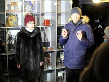 Специалисты АО «КМЗ» побывали с экскурсией в музее-заповеднике «Красная горка»