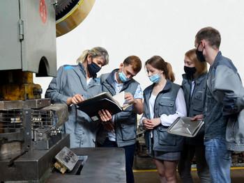 Кемеровский механический завод поможет студентам получить практические навыки будущей профессии