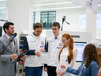 Кузбассовцы стали серебряными призерами конкурса   #СNCMASTERS   2.0