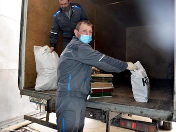 Кемеровский мехзавод принял участие в экологической акции