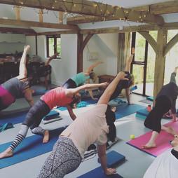 Spring Mini Retreat Yoga