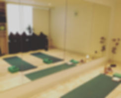 Equanimity Yoga 2:1 Session at Oundle Balance