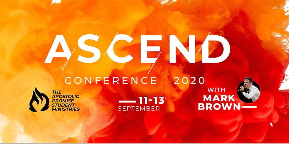 Ascend Conference 2020 *late registration