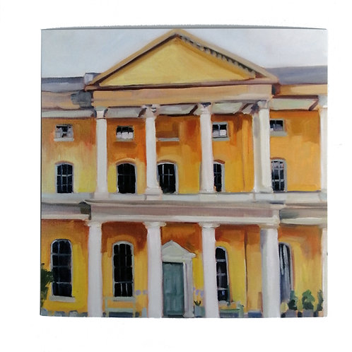 West Wycombe House, Postcard