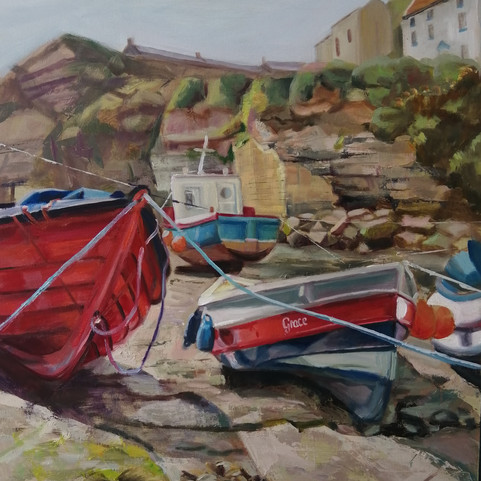 Staithes, Grace