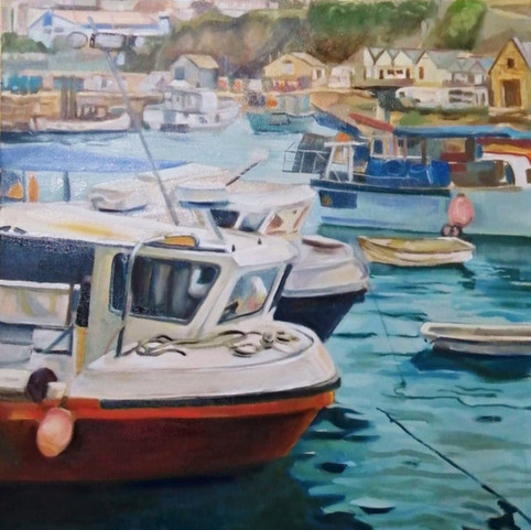 Newquay Harbour 3