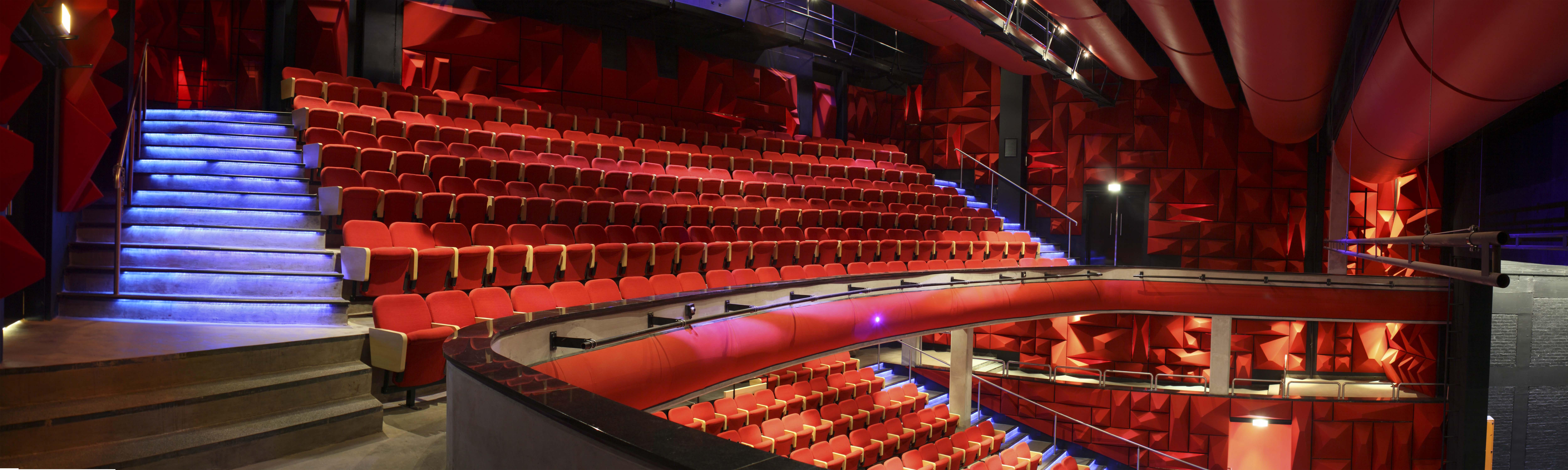 Soweto Theatre ©Tony de Oliveira