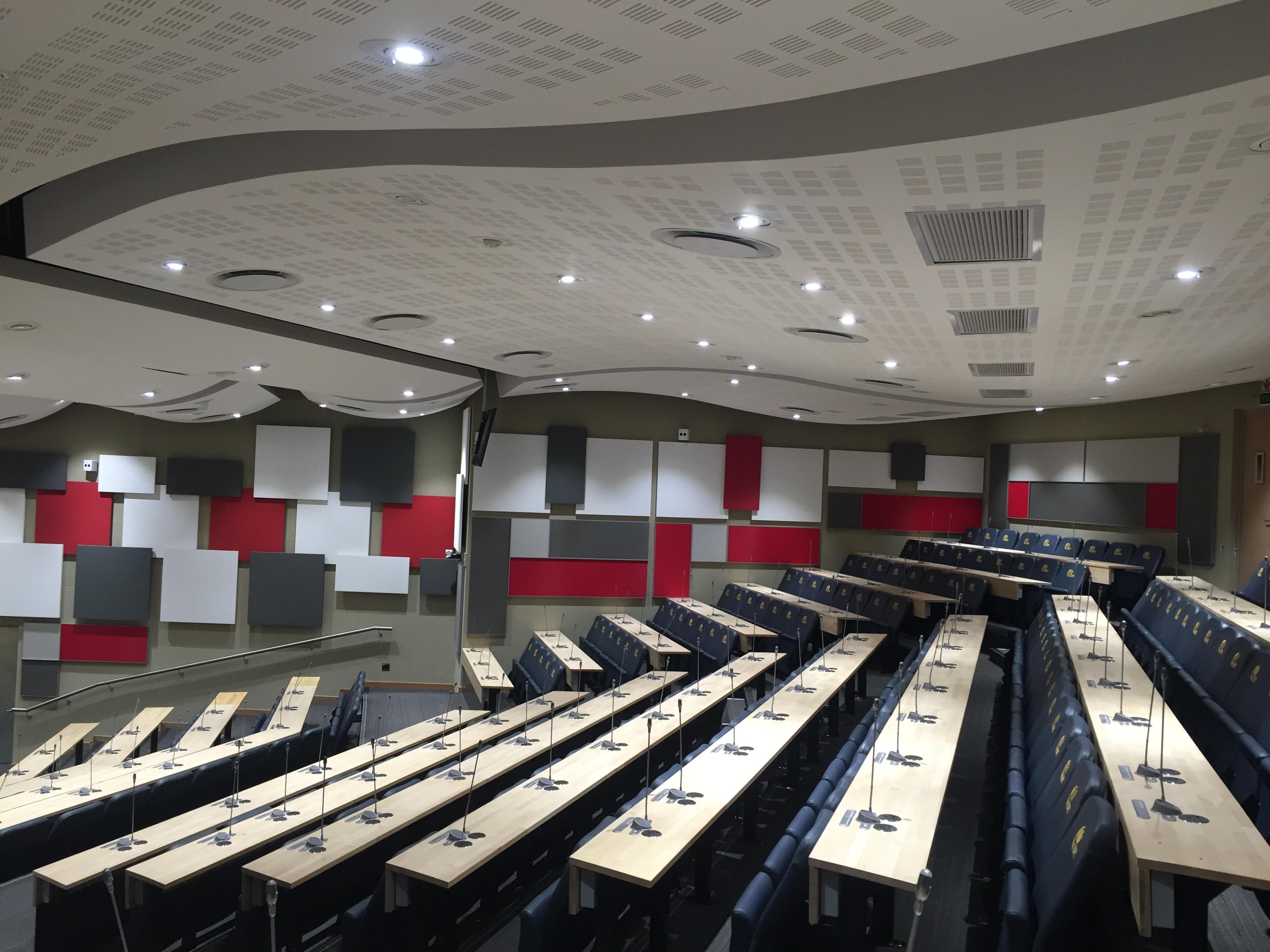 EWC auditorium 1