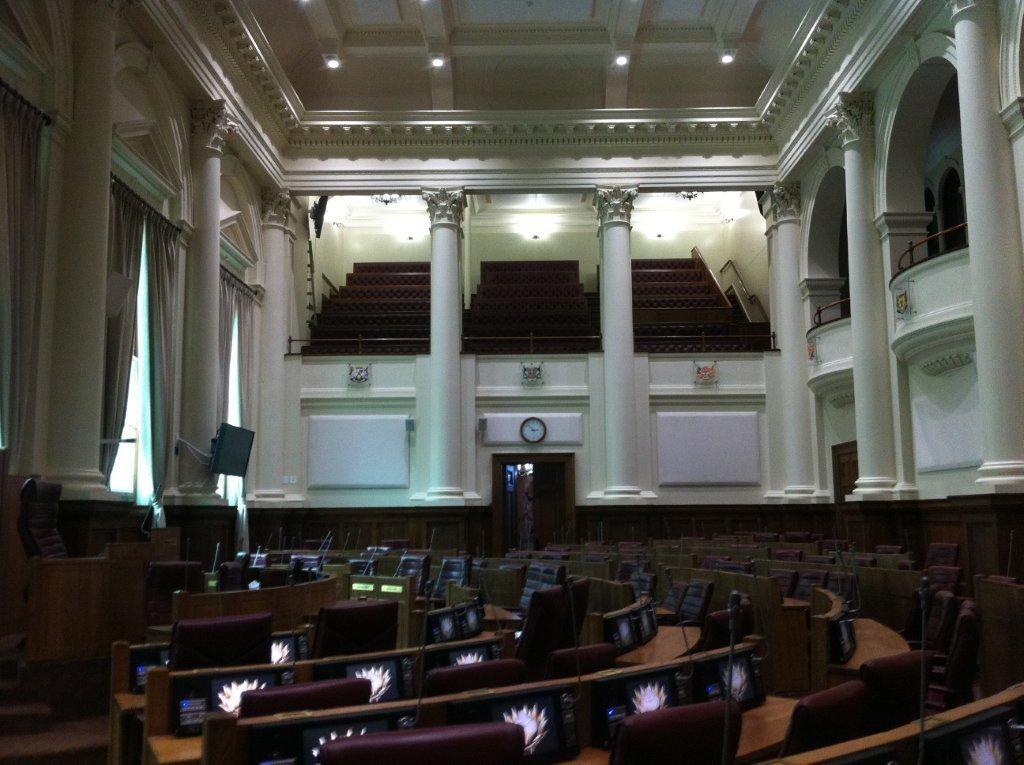 NCOP SA Parliament