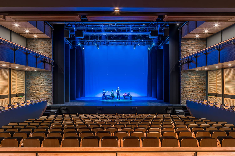 AISJ Auditorium 1