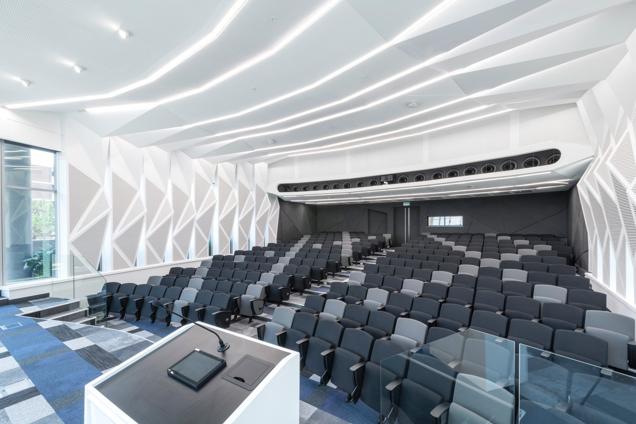 Bowmans Auditorium 4