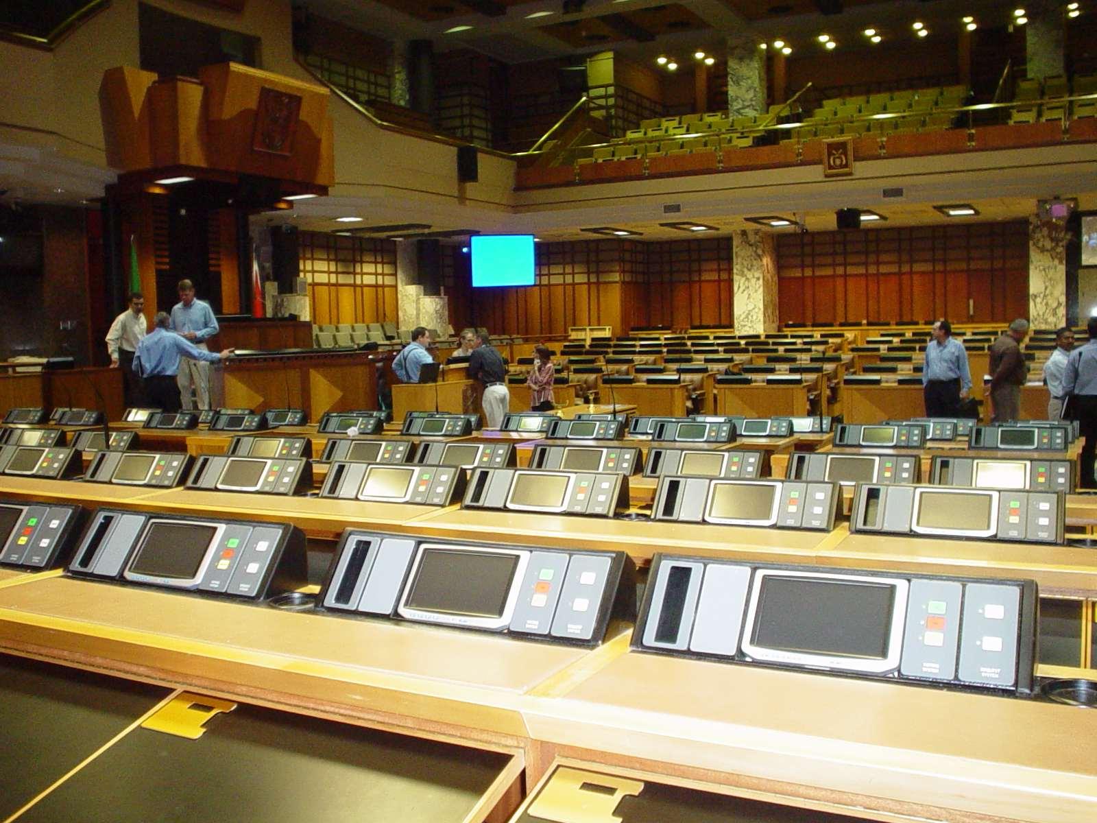 SA Parliament 2003
