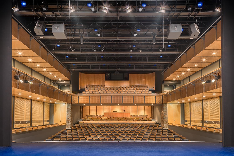 AISJ Auditorium 2