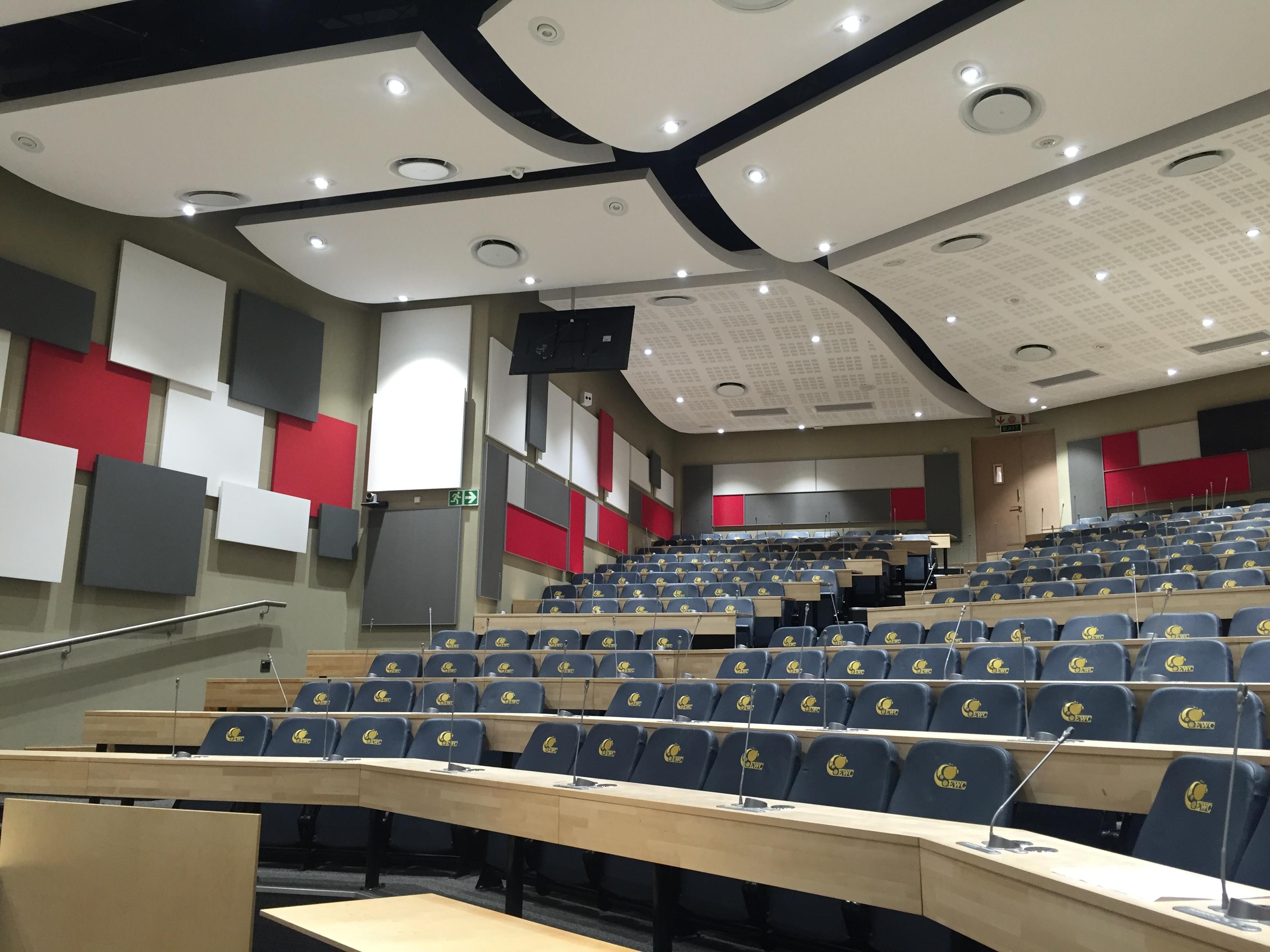 EWC auditorium 3