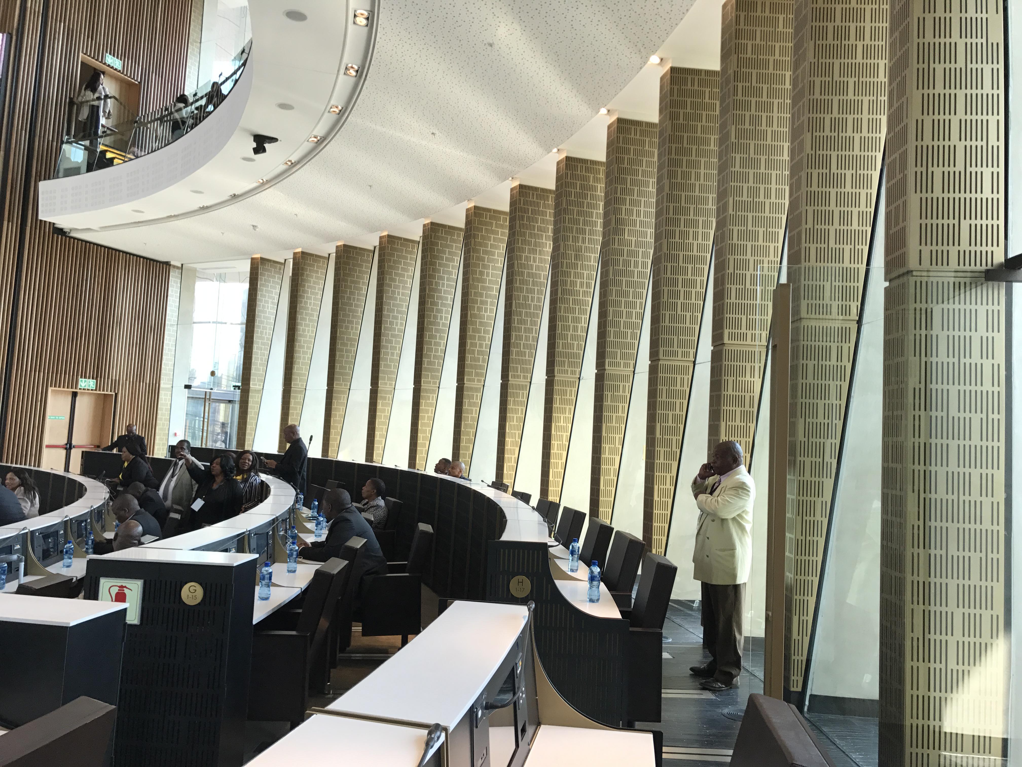 Johannesburg Council Chamber 4