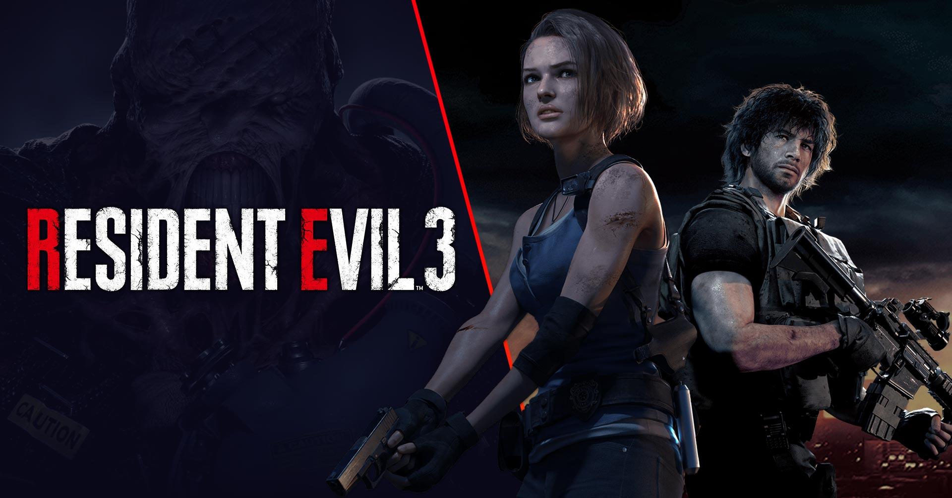 Resident Evil 3 for PS4 & XONE