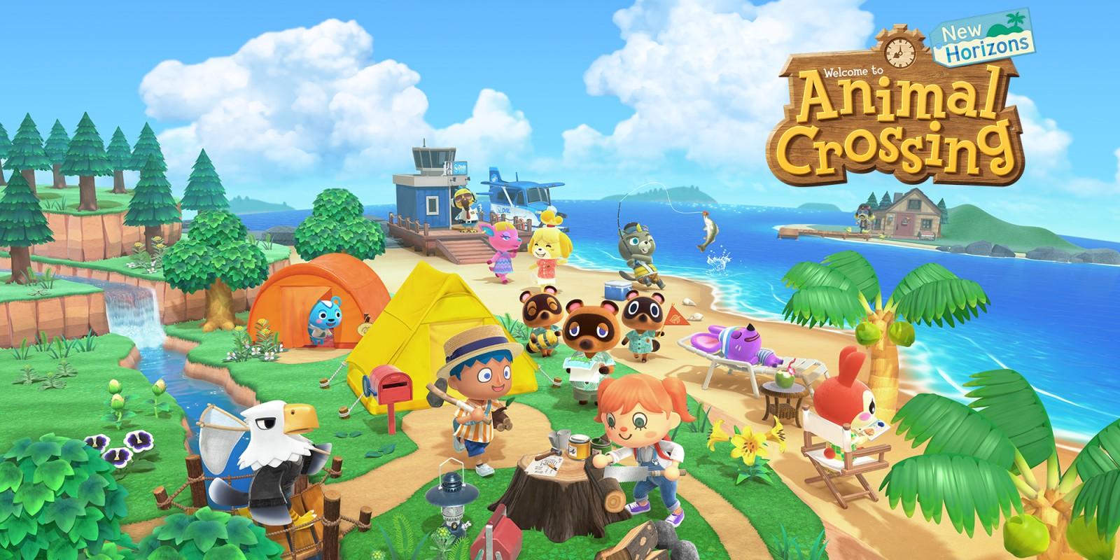 Animal Crossing: New Horizons for Ninten