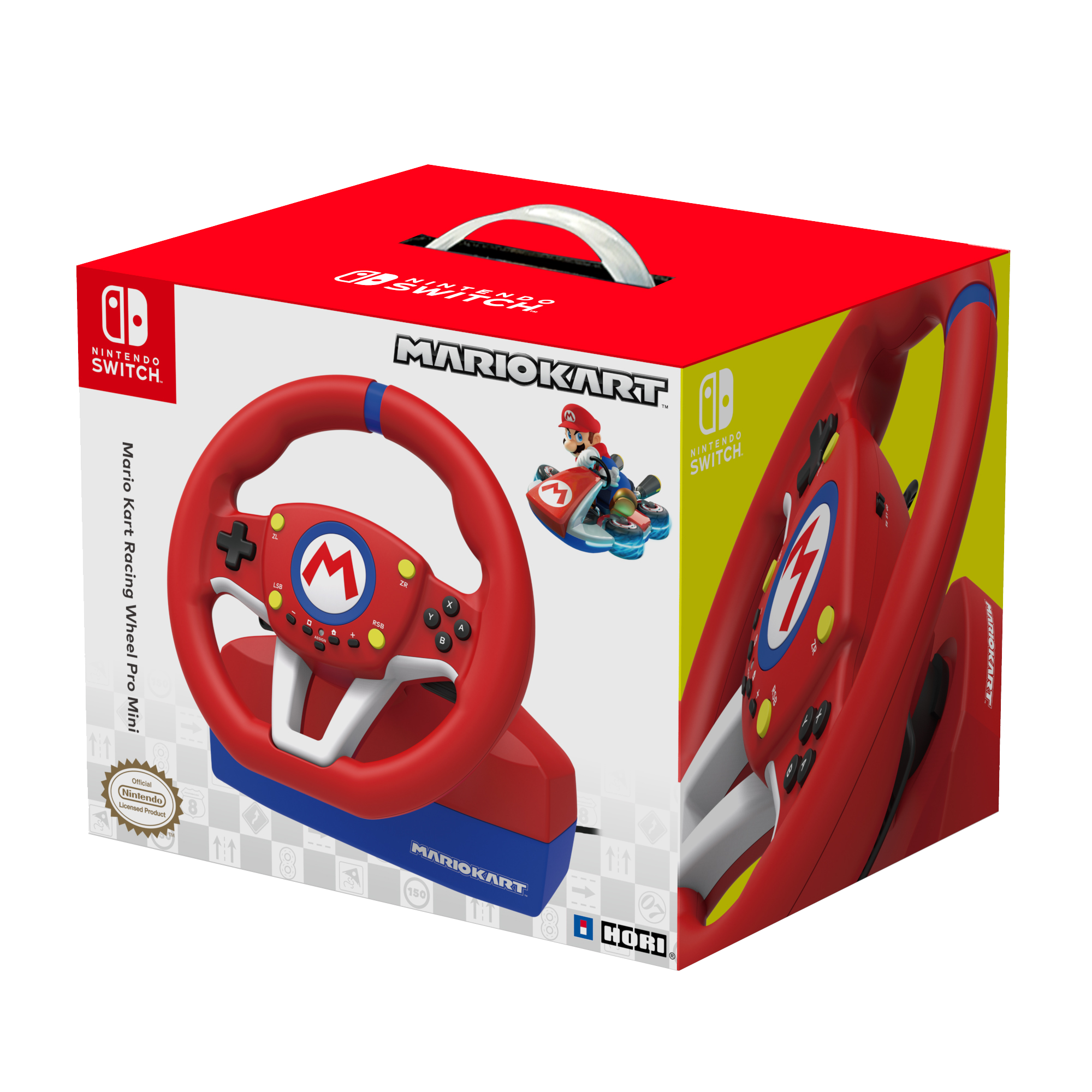 Mario Kart Racing Wheel Pro (small)
