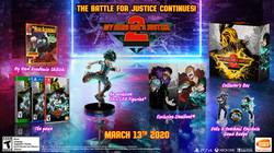 My Hero One's Justice Collector's Editio