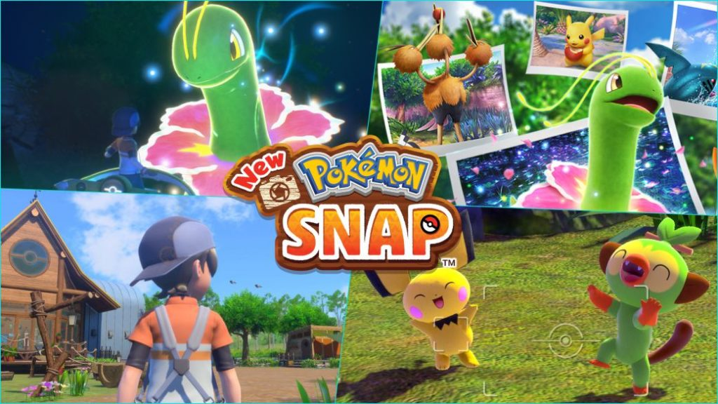 New Pokemon Snap